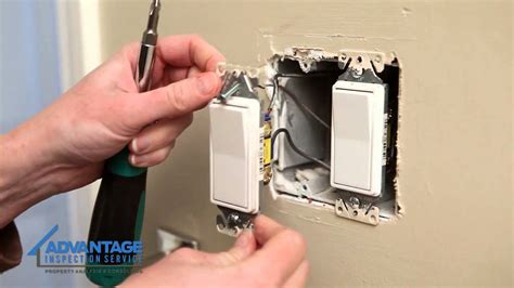 installing a single pole dimmer switch for a light