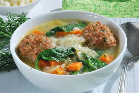 Italian Wedding Soup (via Relish It)
