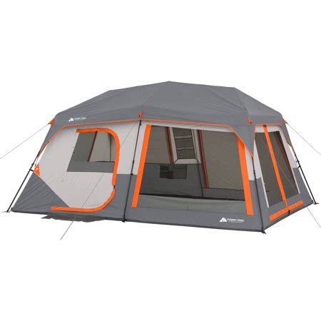 ozark trail 12 person instant cabin tent with screen room quot ozark trail 14 x 10 x 78 quot quot instant cabin tent with