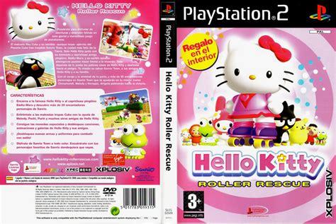 Hello Kitty Roller Rescue Ps2 E0848 Bem Vindoa