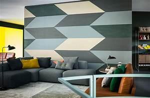 Decoration Mur Interieur : 25 id es d co pour habiller un mur ~ Teatrodelosmanantiales.com Idées de Décoration