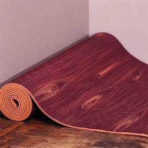 Tapis En Bois : tapis de yoga nature bois cadeau maestro ~ Teatrodelosmanantiales.com Idées de Décoration