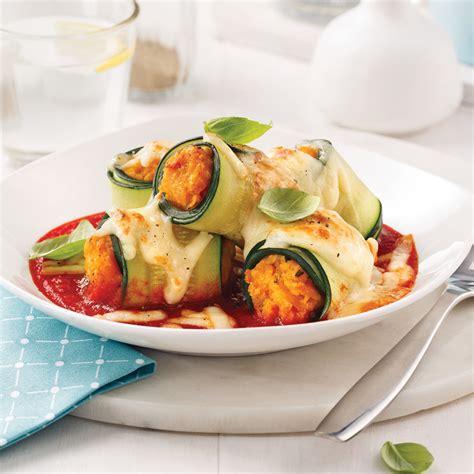 cuisine de courgettes cannellonis de courgettes farce à la courge recettes