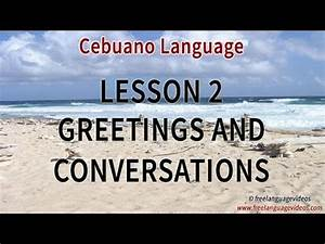 Learn Cebuano 500 Phrases for Beginners - Part 2 ...