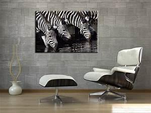 Tableau Deco Noir Et Blanc : tableau noir et blanc une d co de charme ~ Teatrodelosmanantiales.com Idées de Décoration