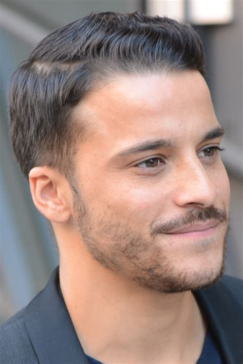 latest side parted mens hairstyles page  foliver