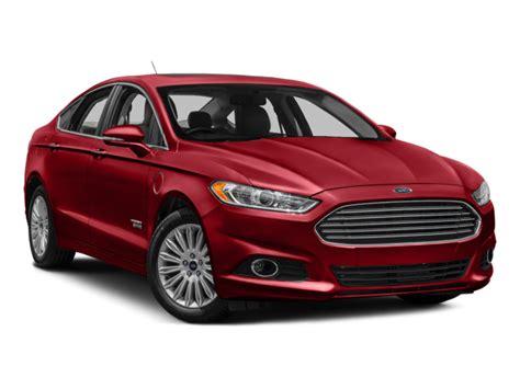 New 2016 Ford Fusion Energi Se Luxury 4d Sedan In St