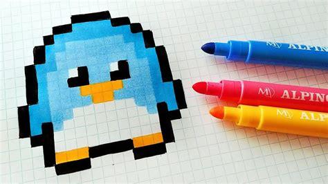 Dessin Pixel Art Glace