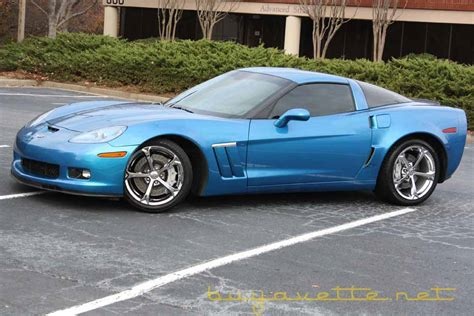 Corvette Grand Sport Hp by 2011 Corvette Grand Sport 3lt Supercharged 550 Hp For Sale
