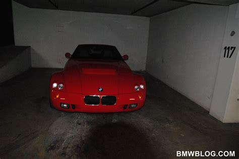 BMW Z1 Schwarz 50 - Levy Classic Cars