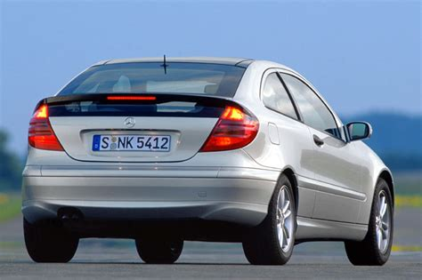 Mercedes C Class Coupe Picture by Mercedes C Class Sports Coupe 2001 Pictures Mercedes