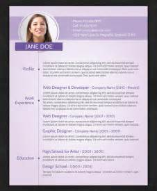 creative resume templates doc downloads 21 stunning creative resume templates