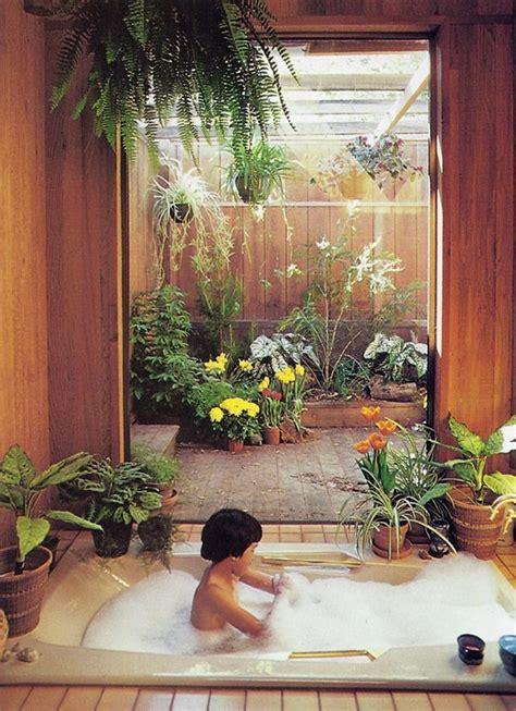 decorating  plants sunset books  retro home plants