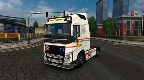 new volvo fh new volvo fh v2 6 ets 2 mods ets2downloads