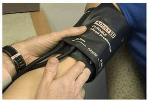 Proper Positioning Of The Blood Pressure Cuff