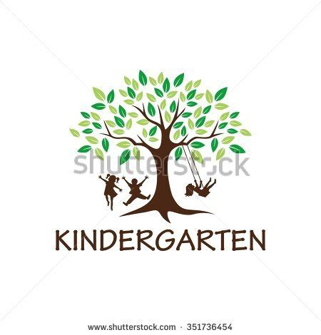 playgroup stock images royalty free images amp vectors 113 | stock vector playgroup preschool kindergarten logo template 351736454
