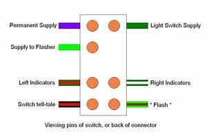 Hazard Switch  U0026 Indicators - Fault Diagnosis