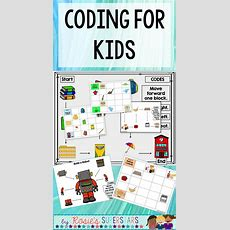 Coding Unplugged  Stem Activities  Pinterest  Problem Solving Skills, Critical Thinking And
