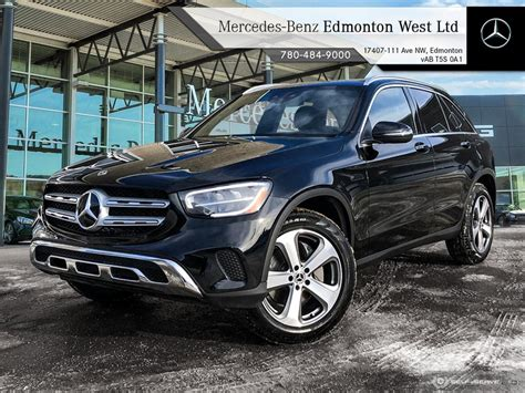 So, does the glc 300 live up to the mercedes badge and that great smell? New 2020 Mercedes Benz GLC-Class 300 4MATIC SUV SUV in Edmonton, Alberta
