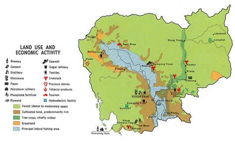 cambodia maps