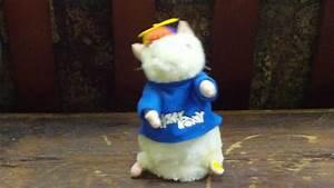 Gemmy Singing Hamster - YouTube
