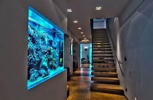 Aquarium Dans Le Salon En Plus De 103 Id U00e9es Magnifiques