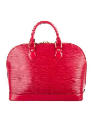 louis vuitton handbags  realreal