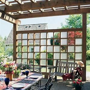 28 Interessante Sichtschutz Ideen Fr Garten