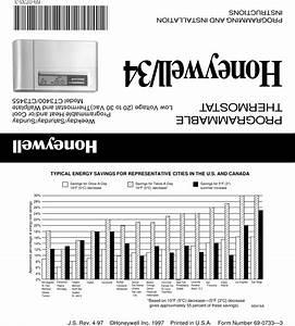 Honeywell Ct3400 Users Manual 69 0733 Honeywell  34