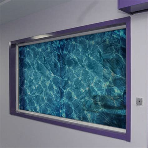 Bathroom Glass Door Cover by Water Ripple Window Decal Privacy Glass Cover Home
