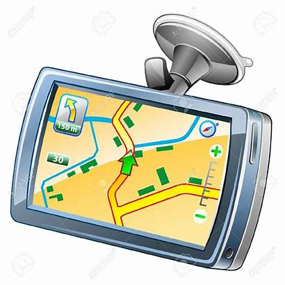 Gps Clipart Clip Navigation Contrapositive Vector Law