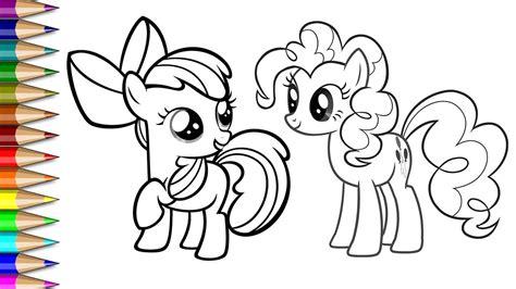 Mewarnai gambar my little pony yang cantik | my little. Menggambar dan Mewarnai My Little Pony - My Little Pony Coloring - YouTube