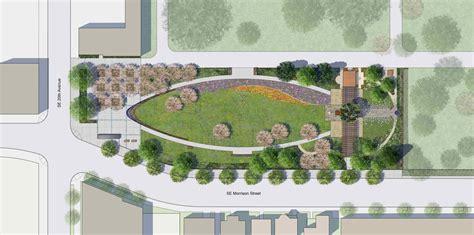 heritage garden and memorial metro