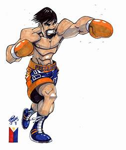 Pin Manny Pacquiao Vector By Lancevercetti Shadowness on ...
