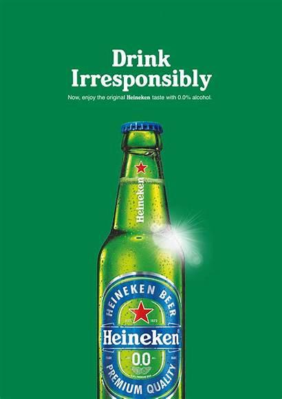 Heineken Drink Irresponsibly Ad Ads Advert Early