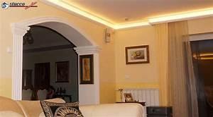 Leisten Für Indirekte Beleuchtung : indirekte beleuchtung planen interessante ideen f r die gestaltung eines raumes ~ Sanjose-hotels-ca.com Haus und Dekorationen