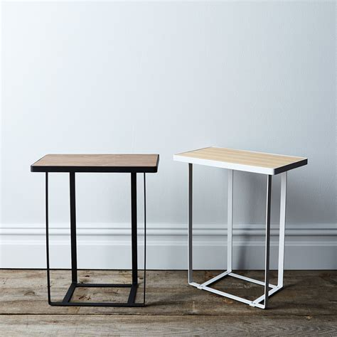 Wood Top Side Table on Food52