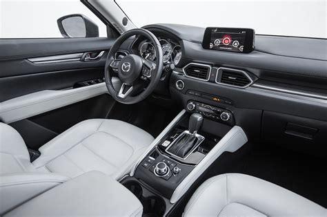 2017 Mazda Cx5 Interior Review Premiumish Pinnacle