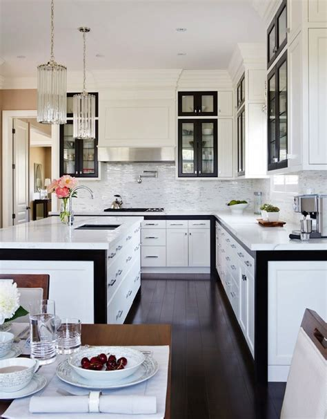black white and kitchen ideas black and white kitchen design contemporary kitchen