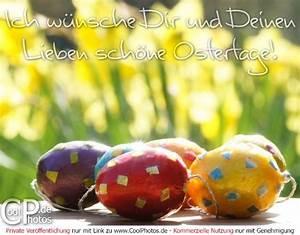 Schöne Ostertage Bilder : ich w nsche dir und deinen lieben sch ne ostertage ~ Orissabook.com Haus und Dekorationen