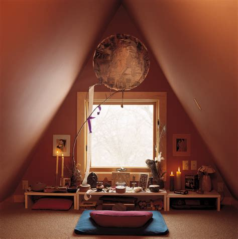 creating a meditation space wabi sabi weekend give yourself sacred space robyn griggs lawrence