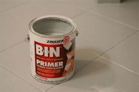 primer    painting tile flooring   home