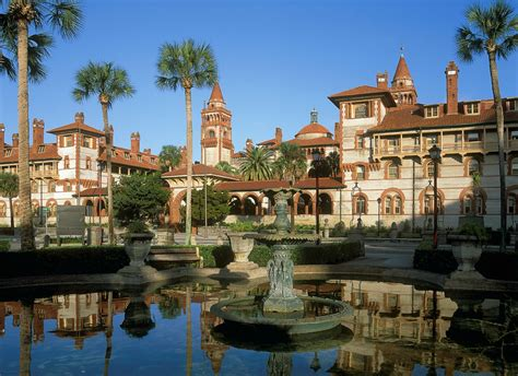 Destination Weddings in St Augustine Florida at The Treasury