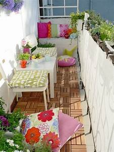 Balkon Ideen Günstig : kleinen balkon schn gestalten innenr ume und m bel ideen ~ Michelbontemps.com Haus und Dekorationen
