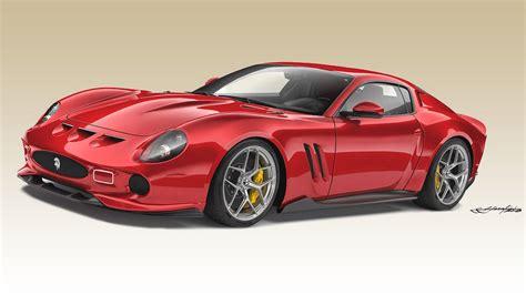 Coachbuilt Ferrari 250 Gto Revealed