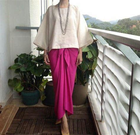 modern baju kurung style pinterest baju kurung