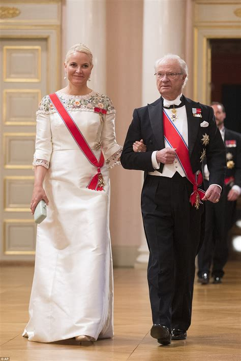 Royals & Style: 80 ans des rois de Norvège - Dîner de gala