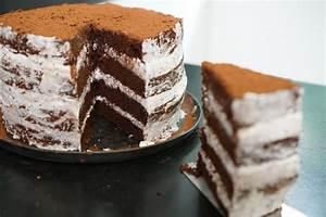 Recette Gateau Vegan : recette du g teau chocolat vegan tage ou layer cake ~ Melissatoandfro.com Idées de Décoration