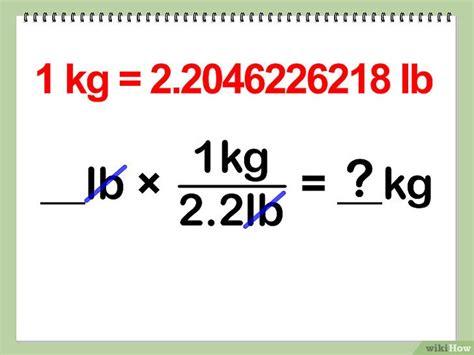 22 5 Lbs To Kg by ว ธ การ แปลงหน วยปอนด เป นก โลกร ม
