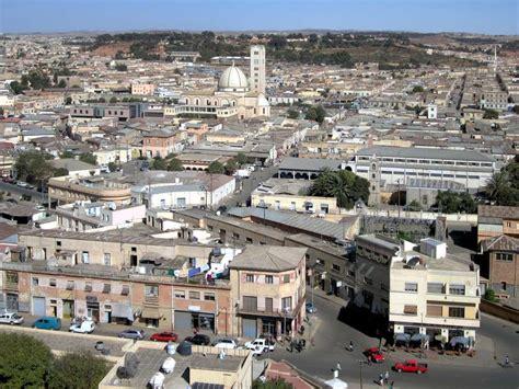 Panoramio - Photo of Asmara, Eritrea